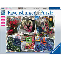 Ravensburger Puzzle Flori In New York, 1000 Piese