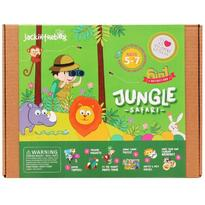 JACK IN THE BOX Kit Creatie 6-in-1 Safari In Jungla