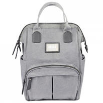 Beaba Rucsac de infasat Wellington Heather grey