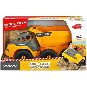 Camion basculant Dickie Toys Volvo On-site Hauler