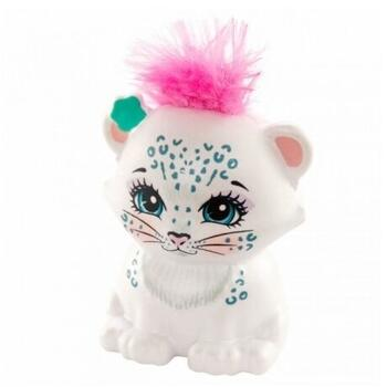 Mattel Enchantimals Papusi Si Animalute Sybill Snow Leopard & Flake