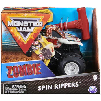 Spin Master Monster Jam Zombie Seria Spin Rippers Scara 1 La 43