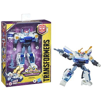 Hasbro Transformers Robot Vehicul Cyberverse Deluxe Prowl