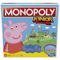 Hasbro Monopoly Junior Peppa Pig