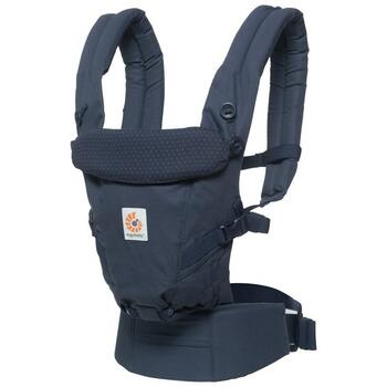 Ergobaby Marsupiu Adapt Navy Mini Dots