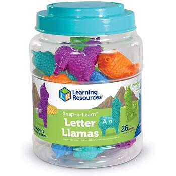 Learning Resources Lame cu litere