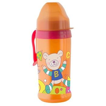 Rotho-Baby Design Pahar cu supapa silicon CoolFrends Raspberry 360ml.10L+ Rotho-babydesign