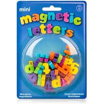 Litere mici magnetice (40 piese)