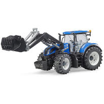 Bruder - Tractor New Holland T7.315 Cu Incarcator Frontal
