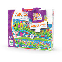 THE LEARNING JOURNEY Puzzle Lung De Podea - Omida Abc - Eng