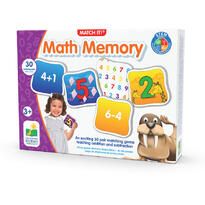 THE LEARNING JOURNEY Puzzle Sa Memoram Calcule Matematice
