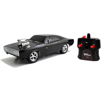 Simba Fast&furious Rc 1970 Dodge Charger 1:24