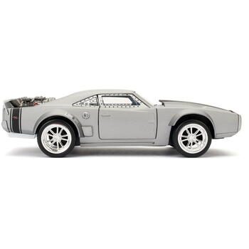 Simba Masinuta Fast And Furious Ff8 Dom's Ice Charger Scara 1:24