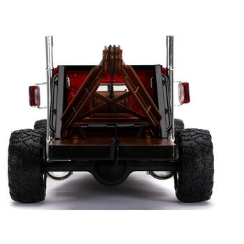 Simba Camion Metalic Fast And Furious Hobbs And Shaw Truck Scara 1:24